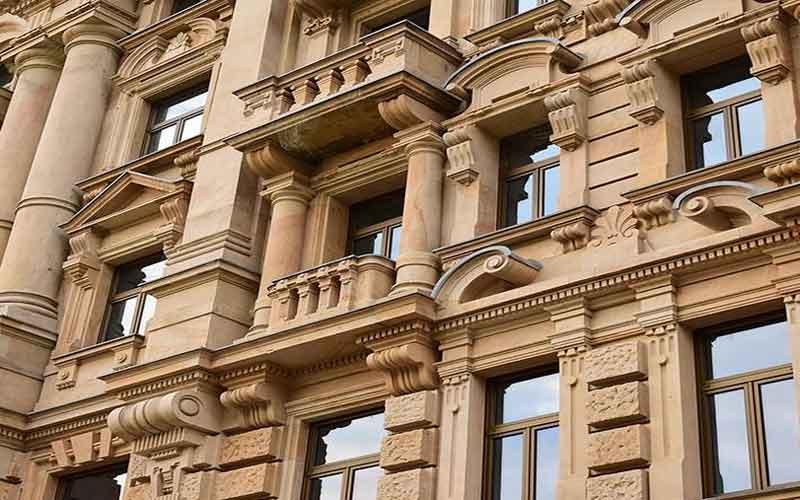 همه چیز در مورد نمای سنگی ساختمان