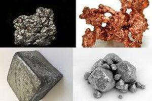 استخراج مس از معدن