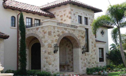 ویژگی انواع سنگ نمای ساختمان