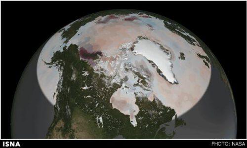 تصاویر ماهوارهای ناسا از مرمر آبی زمین