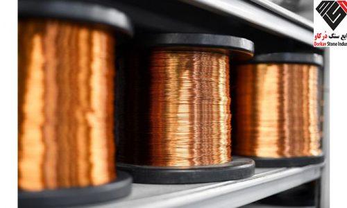 ویژگی های فلز مس